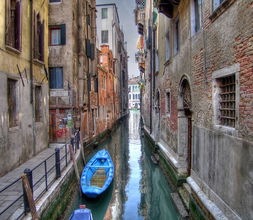 Venice - the other side