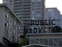 Pike Place Market (Matthew K Lee) Tags: seattle photoshop s5200 hdr 3xp s5600 3exp tthdr pshdr pscla