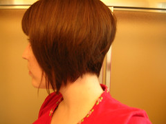 My new haircut from the side (stupid clever) Tags: haircut me hair