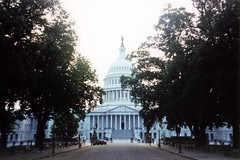 Washington DC - Capitol Hill: United States Capitol - East front.