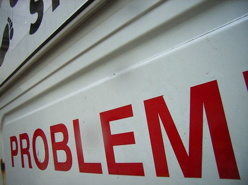 Problem by r000pert, on Flickr