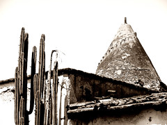 Conos1 (Tiquis!) Tags: bw mexico bn zacatecas arquitecture espaol zd