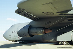Lockheed C-5 Galaxy (Ken's Aviation) Tags: 2004 galaxy lockheed c5 amigoairsho 860026