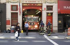 Engine 14 (S.D.) Tags: nyc nikon walk d70s 2006 nikond70s f walkabout vr dx 18200mm april2006