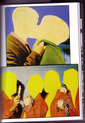 John Baldessari illustration