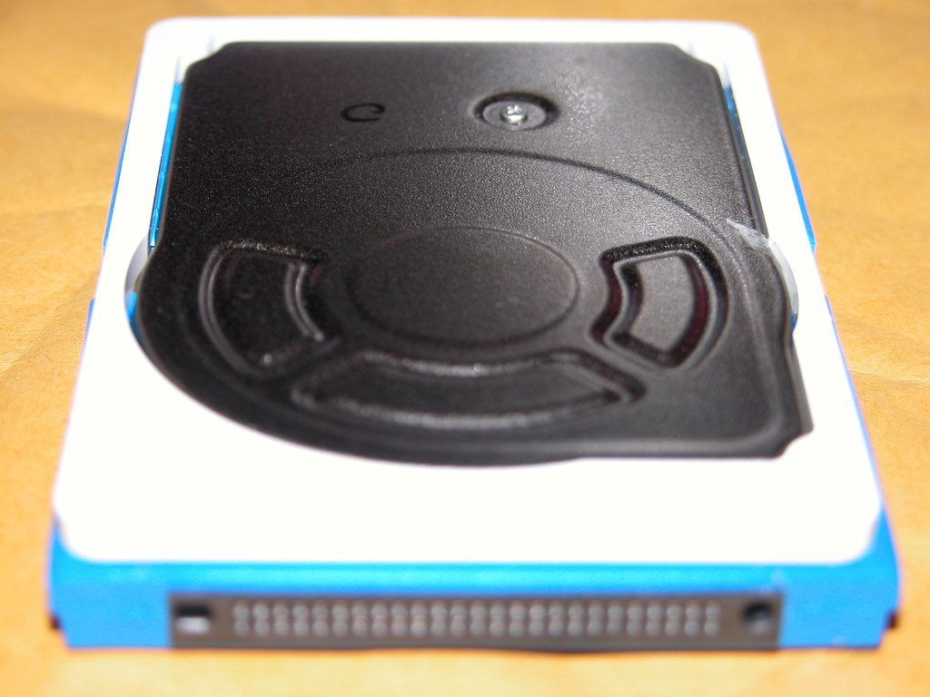 New iPod 40 Gb Hard Disk 1