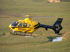 PHI Med 41 (LLThompson) Tags: phi air modesto medical helicopter med 41