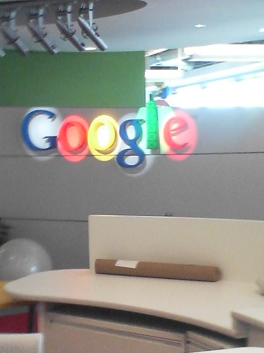 Google Chicago Office par Somewhat Frank