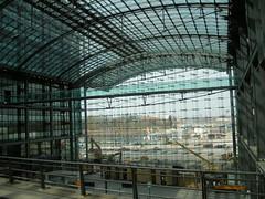 Berlin main railway station (Steve Parker) Tags: berlin hauptbahnhof