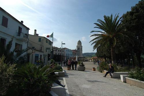 Sirolo: Corso da Gaspa.