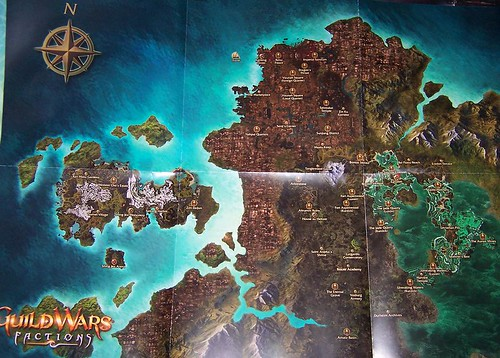 GuildWars · Joel digicam · map · factions · Cantha