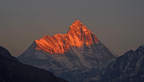 Images of Himalayan Peaks