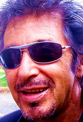 Al Pacino (P.S.Zollo) Tags: world life portrait people love face flesh john death star losangeles amazing war peace place christ heart spirit oscarwilde ghost joy grace hollywood mind soul bones baptist beyond euphoria salome bliss westwood westcoast salvation understanding 1111 redemption pacino theweddingofmewerfido