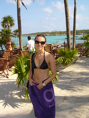 Trulie at Xel-Ha (Scott Holmes) Tags: cruise mexico yucatan playadelcarmen xelha enchantmentoftheseas trulie chairmainscircle gevity