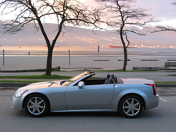 auto car vancouver gm convertible cadillac xlr gmfyi ©2006russellpurcell ©russellpurcell russpurcell russellpurcell