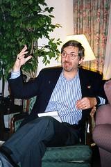 Rob Kolodner at initial Vvaleo meeting