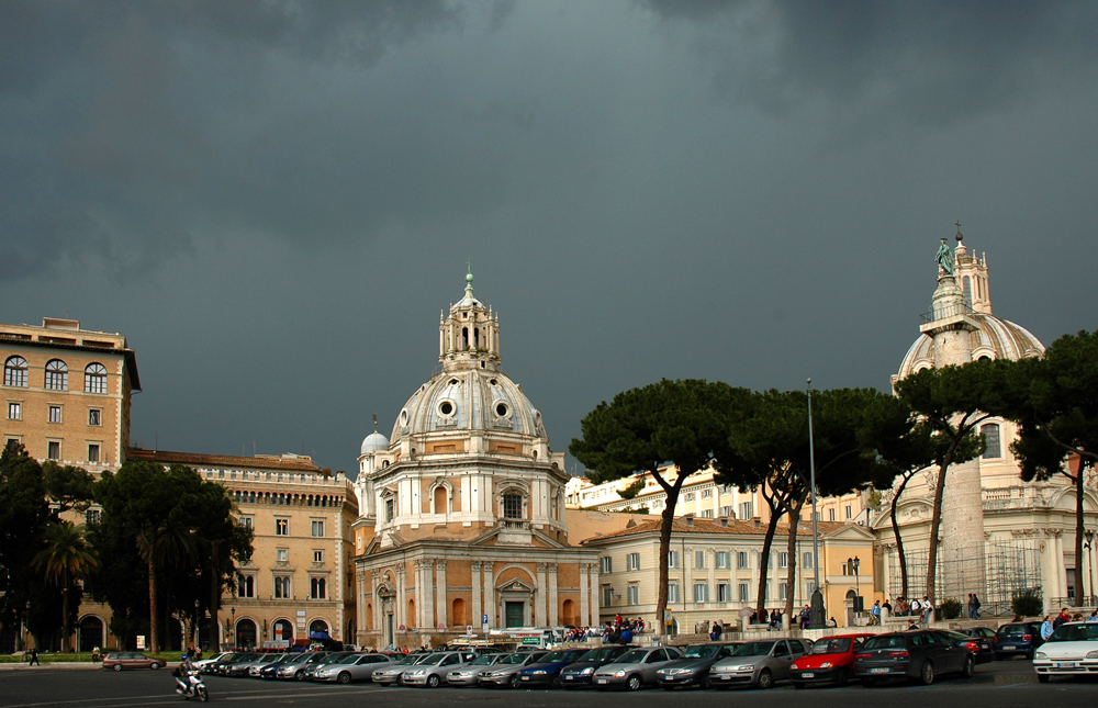 Rome before the storm