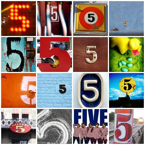 Five's ..