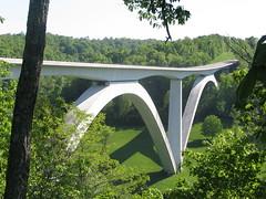 Natchez Trace Parkway Bridge (SeeMidTN.com (aka Brent)) Tags: bridge tennessee nashvilletn nashvilletennessee acehigh roadgeek highway96 natcheztraceparkway williamsoncounty roadfan brentandmarilynnpersonalfavorite tn96 bmok