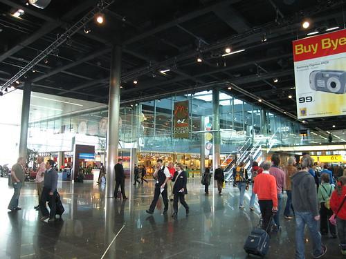 Aeropuerto de Ámsterdam-Schiphol