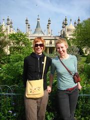 Jenny and Eleanor