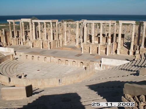 Libya Leptis Magna 039