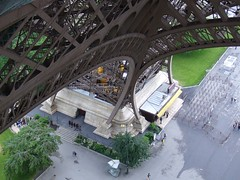 Eiffel Tower foot