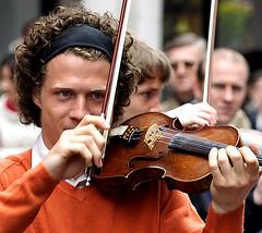 Street Musician (C) 2006