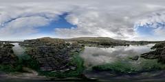 northumberlandcoast2.jpg (workname) Tags: sky panorama beach mac northumberland vr equirectangular nodalninja