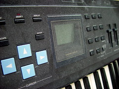 Casio FZ-1 (Sameli) Tags: old music studio keys 1 keyboard sampler gear retro casio synth sample electro keyboards midi studios electronic kb fz fz1 elektro samplers synthetizers soitin instrumentti kosketinsoitin