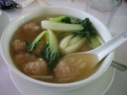 Wonton Soup (Hong Kong Restaurant)
