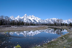 ...Schwabacher`s Landing... (Random Images from The Heartland) Tags: chris mountains reflection landscape bailey wyoming grandtetons tetons grandtetonnationalpark chrisbailey schwabacherlanding schwabacherslanding lestroistetons thethreebreasts bail56 randomimagesfromtheheartland chrisbaileyimages