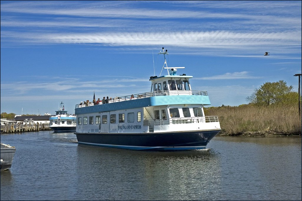 Brown's River Ferries