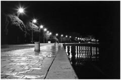 Zadar (Mediterraneo) Tags: sea bw seascape kodak croatia zadar yashica 45mm adriatic dalmatia bw400cn yashinondx
