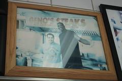 Philadelphia - South Philadelphia: Geno's Steaks - Shaq