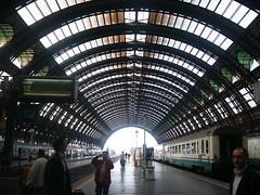 Milan Train Station