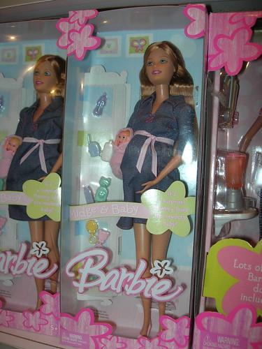 150046632 17c32884d7 Pregnant Barbie