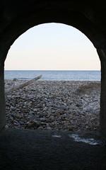 The coast is always changing (Bexy87) Tags: sea shells beach water coast sand rocks seascapes harbour tunnel pit driftwood northsea sewage coastline northeast blast waterway sunderland seaham seahambeach countydurham pitvillage tyneandwear easington