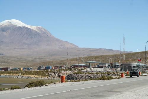 Bolivian Frontier