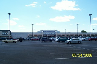 The Carrefour Building - Bradlees/Walmart and Dick's Sporting Goods