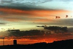 Sunset in Mar del Plata (suchard2u2) Tags: sunset argentina beautiful mardelplata seasideresort 1on1 naturescenes provinciadebuenosaires