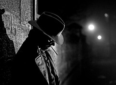 Film Noir 2 (mark brown dxbphoto) Tags: portrait blackandwhite bw dubai uae filmnoir noireblanc uaephotographer daskabinettjuriedcontest3 dubaiphotos dubaiphotographer dubaiprofessionalphotographer uaeprofessionalphotographer