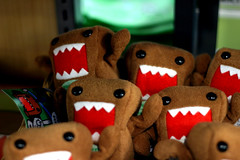 Domo-Kun Army by stephenfactory