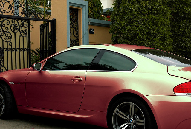 pink red orange hot car sport race speed photoshop power bmw m6 metalic