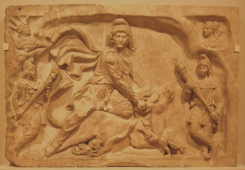Mithras Slaying the Bull