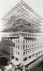 Louis Sullivan -- Wainwright Building, construction
