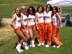 Hooters Girls (skylarneil) Tags: charity golf tournament motleycrue vinceneil