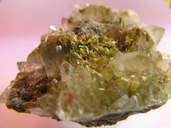 Pistacite (jaja_1985) Tags: macro closeup rocks minerals mineral quartz epidote pistacite