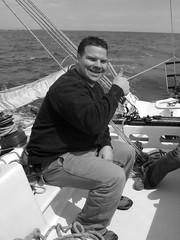 Pat Sailing (Pat Rioux) Tags: barcelona people sailboat circus staff artists acrobats cirque cirquedusoleil dralion aroundtheworld europeantour