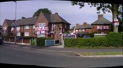 More flags (hugovk) Tags: world uk greatbritain red summer england autostitch panorama white cup june manchester unitedkingdom 2006 flags wm more gb worldcup hvk stgeorge saintgeorge stgeorgescross saintgeorgescross englandflag northernmoor ingerland 15062006 crossofstgeorge crosssaintgeorge bbcmanchesterblog moreflags hugovk meta:exif=none